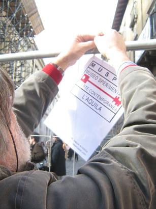 protesta delle 1000 chiavi