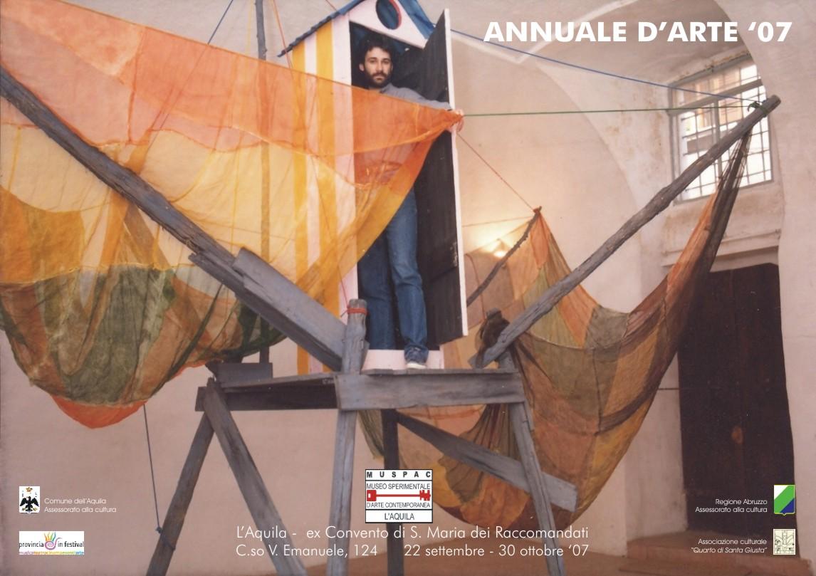 Annuale d'arte 2007_Servillo