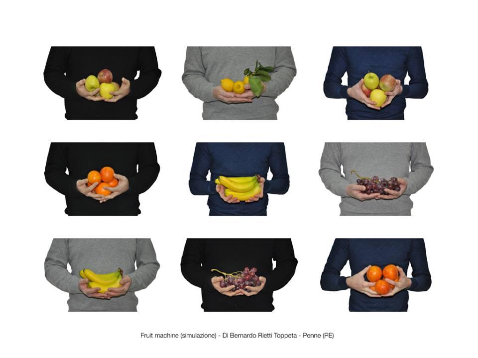 Fruit machine Di Bernardo Rietti Toppeta