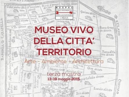 MUSEO VIVO DELLA CITTA' 13 maggio 2019