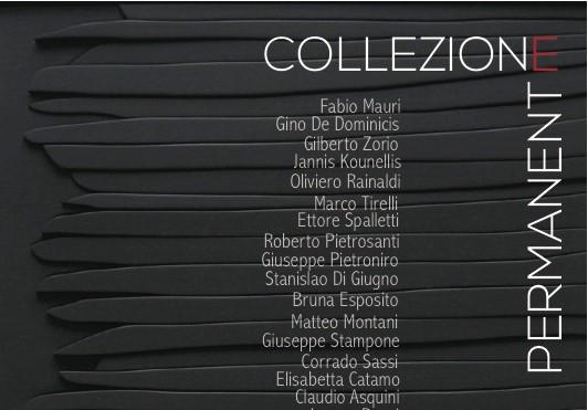 locandina mostra collezione