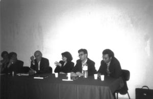 Enrico Sconci, Fabio Mauri, Cristiana Perella, Luca Perella, Luca Beatrice, Guido Costo, Eugenia Carlomagno