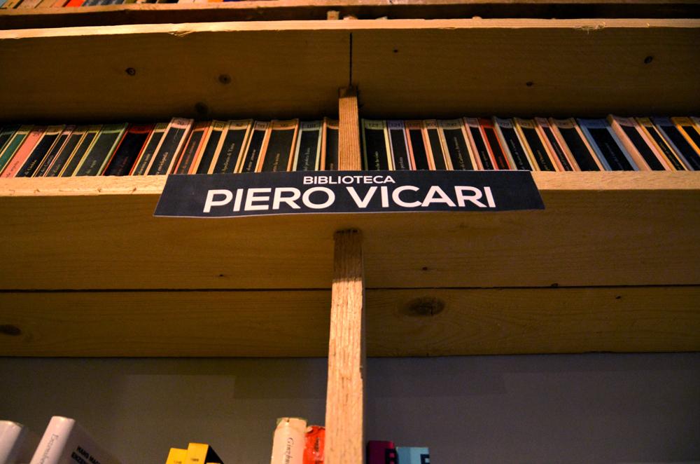 """Inaugurazione della biblioteca """"Piero Vicari"""""""