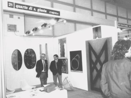 Expo arte Bari 2 - 1988