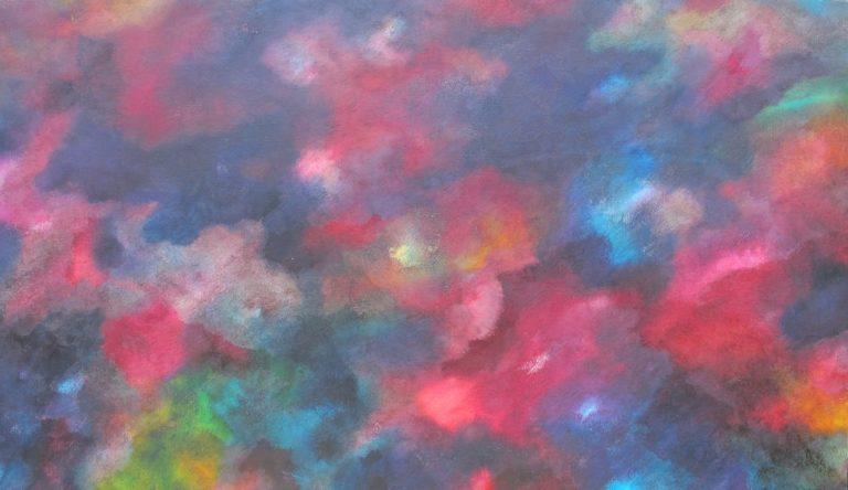 Lea Contestabile_Nero Paradiso_pittura su tela_60x100_1986_hi