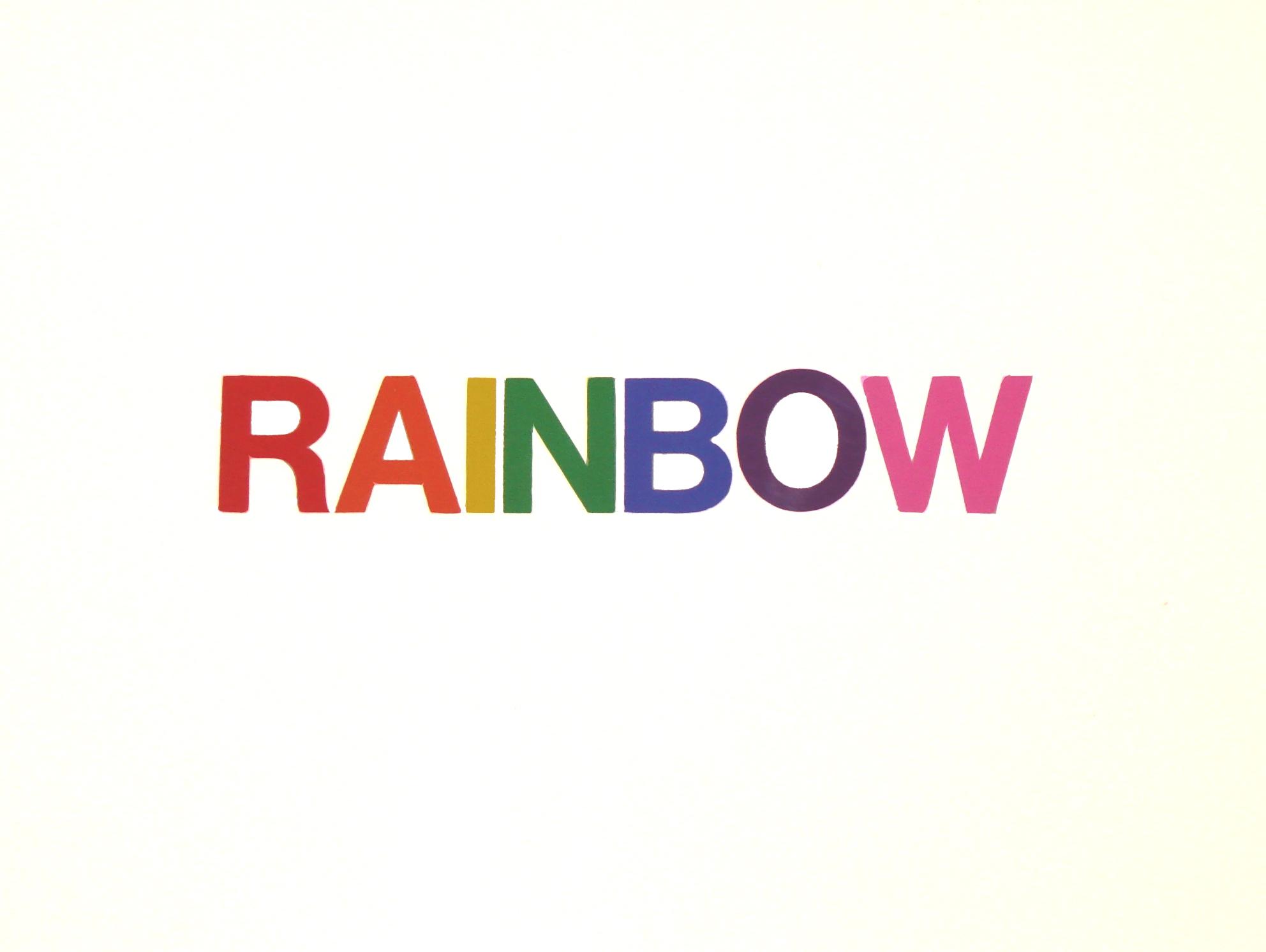 Maurizio Nannucci_Rainbow_litografia_hi