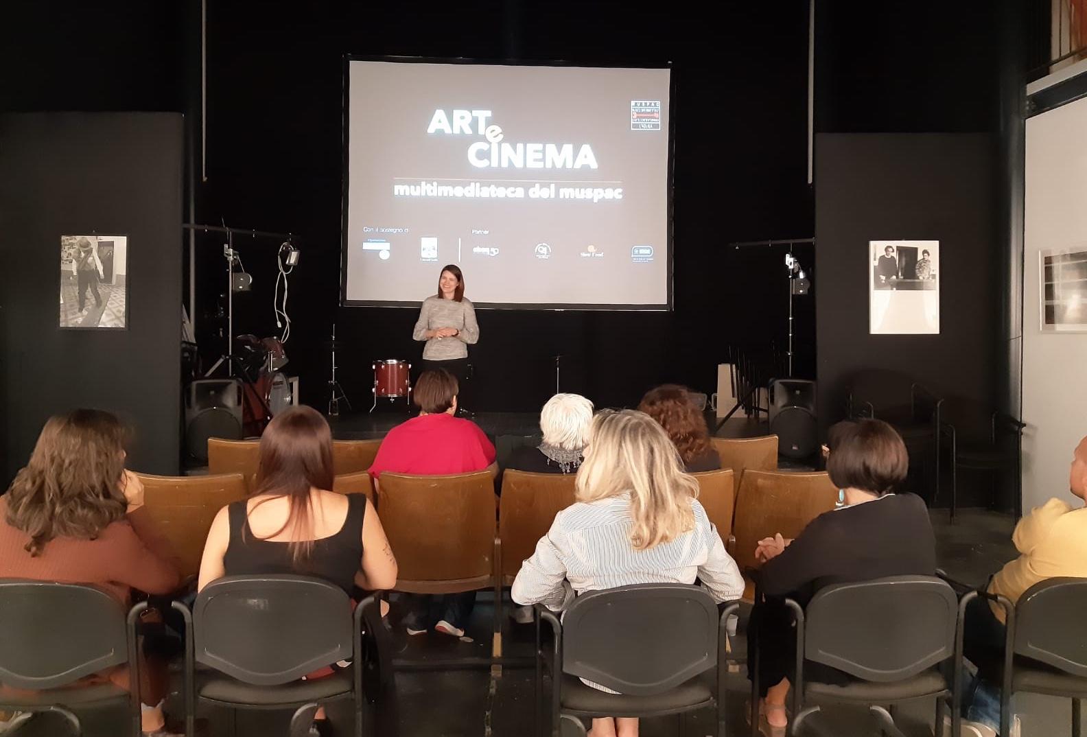 "Presentazione del film ""Artemisia"" di Agnes Merlet."